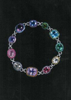 JAR Multi Gem Bracelet ★༺❤༻★