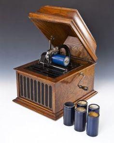 Edison Amberola Model 30 Cylinder Phonograph