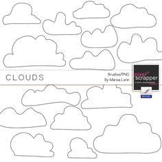 Cloud Brushes Kit*