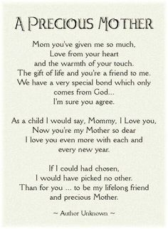 28 Ideas Birthday Quotes For Daughter From Mom Poems Sayings Mom Quotes From Daughter, Mother Daughter Quotes, Daughter Love, Daughters, Happy Birthday Mom From Daughter, Poem For My Mom, Mother Sayings, Mothers Love Quotes, Mother Son