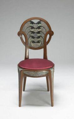 Art Deco Chair ca.1925 - Clément Rousseau (1872 - 1950)