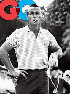 Was There Anybody Cooler Than Arnold Palmer In His HeyDay?