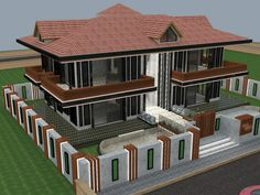 Villa in Turkey By AD architecture