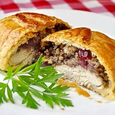 We had this delectable Chicken Wellington last weekend and I even warmed up the leftovers the next day for lunch and everyone knows I don't do leftovers!! The breadcrumbs for the stuffing came from some leftover country loaf from Georgetown Bakery, the cranberries were picked on the bogs near Newtown, Bonavista Bay and the fresh …
