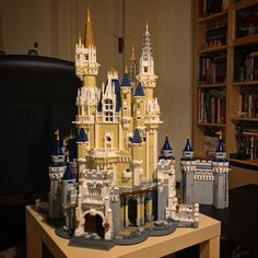 My own #lego #cinderellacastle 360° 2.0 #4