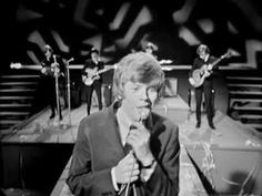 Herman's Hermits - Listen People (Live 1966)