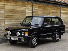 Range Rover Old School