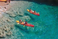 Sea Kayaking in the Adriatic Sea, Dubrovnik Croatia (July Family Adventure, Adventure Travel, Viajar A Albania, Dalmatia Croatia, Dubrovnik Croatia, Singles Holidays, Gulliver's Travels, Group Tours, Mexico Travel