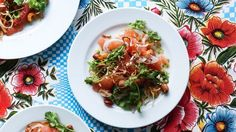 Pomelo Salad with Chile, Lime, Peanuts, and Coconut Recipe | Bon Appetit