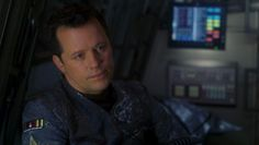 Star Trek canon character Major Jay Hayes (Steven Culp) was the leader of the MACO unit on board the NX-01 Enterprise.