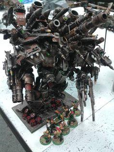 The Best Bit Of Warhammer 40,000 Ork Conversion Ever?