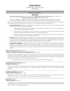 Objective Resume For Healthcare  HttpWwwResumecareerInfo