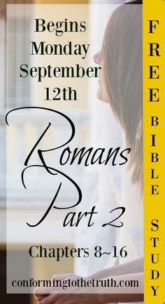 free romans bible study guide the bible and me pinterest rh pinterest com Romans Bible Study romans chapter 8 study guide