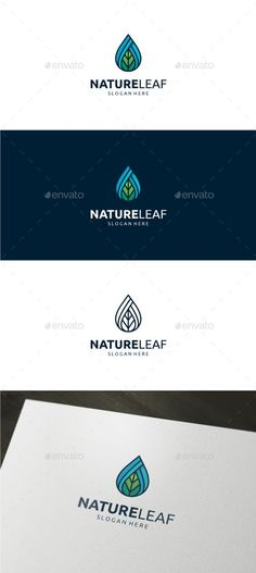 Buy Nature Leaf Logo by trustha on GraphicRiver. Logo Template Features CMYK Color AI and EPS files Fully Editable Logo Easy to Change Color and Text Help File with D. Chiropractic Logo, Spring Logo, Landscaping Logo, Tea Logo, Drop Logo, Church Logo, Medical Logo, Abstract Logo, Logo Food