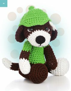 crochet animals 4