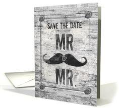 http://www.greetingcarduniverse.com/occasions/savethedate/wedding/gaylesbiansamesex/gay-wedding-save-the-date-1263378?gcu=45585099229 #savethedate#gaywedding