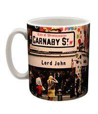 Carnaby Street Mug