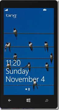 .NET - Red zone : Best practices and latest stuff: Windows Phone 8–Tiles and lock screen notification