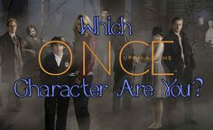 "I got Regina. Which ""Once Upon A Time"" Character Are You"