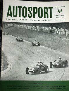 Italian Grand Prix, Stirling, Trials, Formula 1, Rally, Brighton, Victorious, Britain, F1