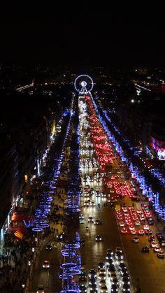 Tricolor appears to the Champs-Elysées