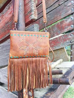 Double J Saddlery Indian Outlaw Purse