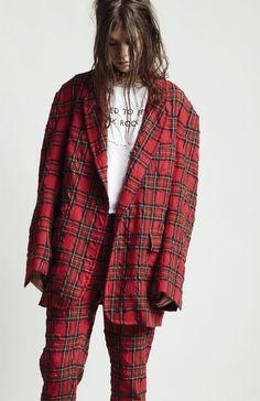 R13 Pre-Fall 2018 Fashion Show Collection