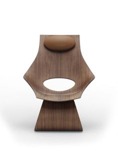 Famed Japanese architect Tadao Ando partnered with Carl Hansen & Søn to design a sculptural lounge chair that pays tribute to Hans J. Wegner. The Dream Chair combines Danish craftsmanship with traditional Japanese design and is meant to encourage people to spend more time dreaming. Yes, please.