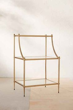 Regency Side Table - Urban Outfitters $98