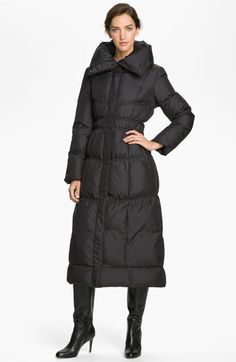 Perfect for trips to the Agency in Chicago | Cole Haan Long Down Coat