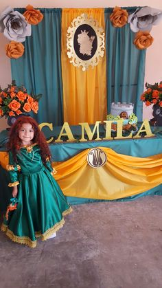 brave little princess merida inspired corset top and tutu set with wrist cuffs and tiara. Black Bedroom Furniture Sets. Home Design Ideas