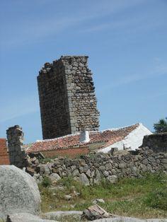 HONTANAR (TOLEDO). Vistas de la Torre de Malamoneda.