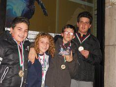 YGSF 2013 - 3° Classificato: Team MGDN