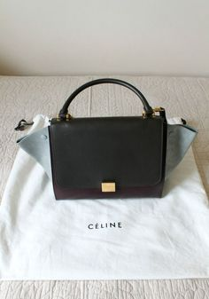 b8bbeea25e Céline Leather Handbags and Accessories for the Modern Gladiator New  Handbags, Tote Handbags, Celine