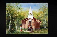 Grayling Church