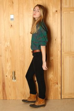 Discover this look wearing Tan Duck Llbean Boots, Black Banana Republic Jeans, Teal Zippered Eddie Bauers - by ellenpenn styled for Outdoor, School in the Winter Modest Outfits, Simple Outfits, Chic Outfits, Fall Outfits, Casual Street Style, Preppy Style, Preppy Fashion, Women's Fashion, Ll Bean Boots