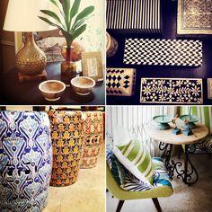 Prints and more prints. #decor #interior #design #charm #details #casadevalentina