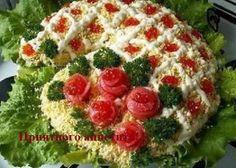 How to cook the recipe «Salad Cornucopia»