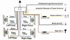Lexus Gs300 Stereo Wiring Diagram 1 Pioneer car stereo