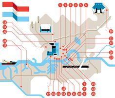 /// Illustration map of Basel by Loulou and Tummie