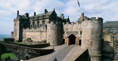 Edinburgh It has a medieval Old Town and elegant Georgian New Town with gardens and neoclassical buildings. Scotland Castles, Scottish Castles, Stirling Castle Scotland, Scotland Holidays, Destinations, Edinburgh City, Adventures Abroad, Famous Castles, Short Break