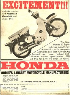 The honda shop thehondashop on pinterest now with flashing trafficators fandeluxe Image collections