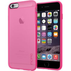 Incipio NGP Flexible Impact-Resistant Case for iPhone 6 Plus, #IPH-1197-PNK