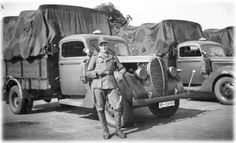 US corporations Nazi Germany worldwartwo. Ford trucks were a staple of the German army under the Nazis