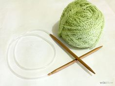 How to Knit on Circular Needles: 10 Steps (with Pictures)