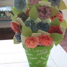 http://www.3fourandunder.com/2012/06/teacher-gift-card-bouquet.html?m=1