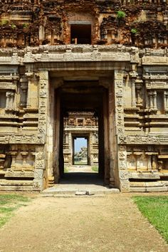 Achyutaraya Temple, Hampi, Karnataka