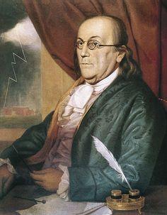 Franklin, Benjamin Oil by Everett Class Decoration, Benjamin Franklin, Founding Fathers, American Revolution, Historical Society, Biography, 18th Century, Pennsylvania, Men's Clothing