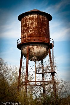 Old Water Tower