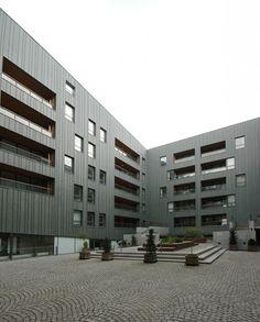 Zinc cladding (Denmark) - Nazar Leskiw photographer